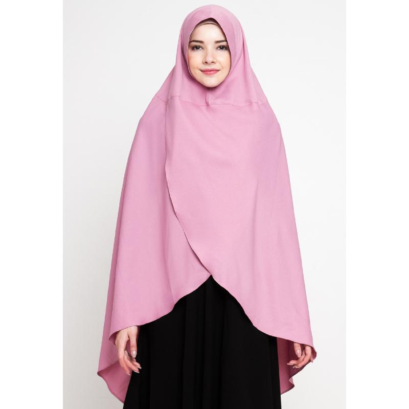 HazimaKhimar Pink