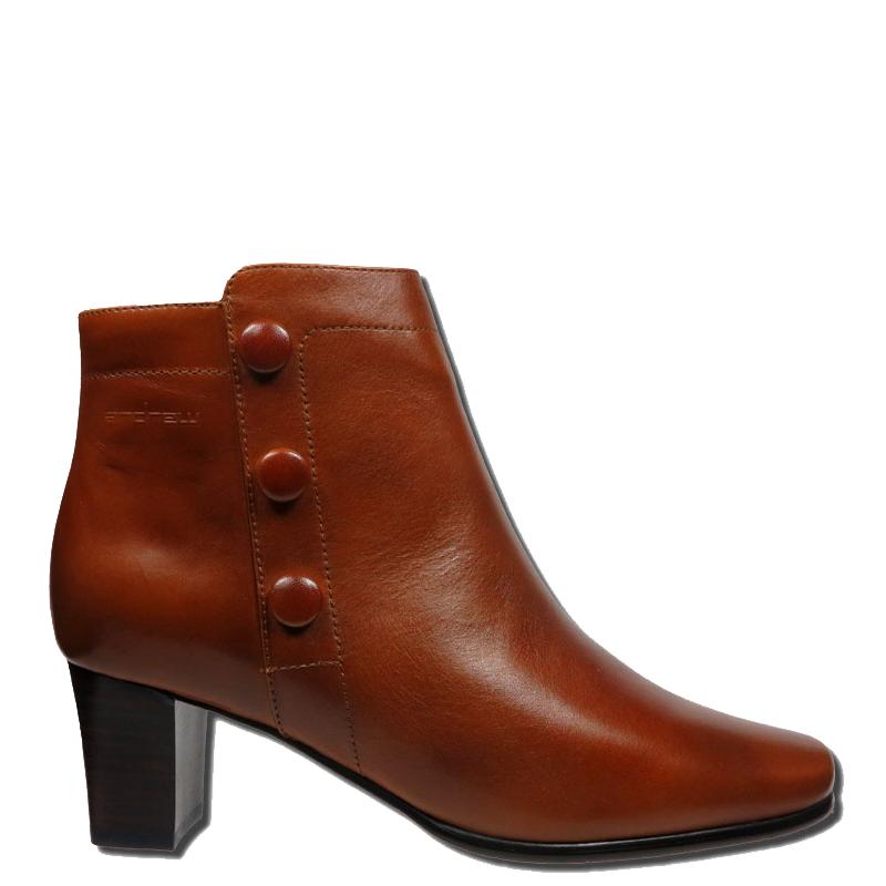 Andrew Ladies Halcyn Boots Brown