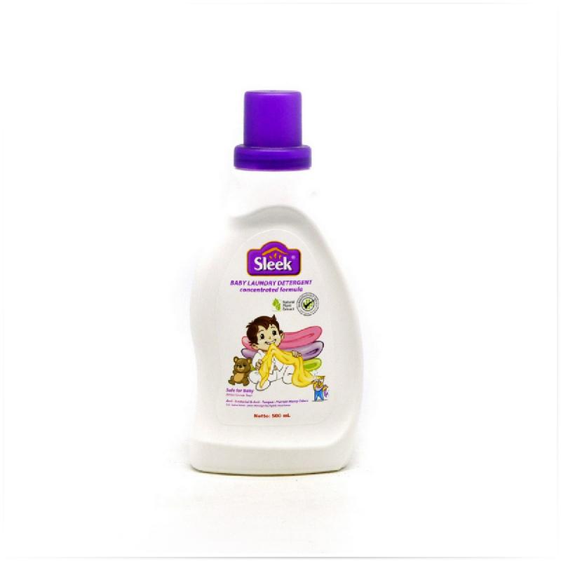 Sleek Laundry Detergent Botol 500Ml