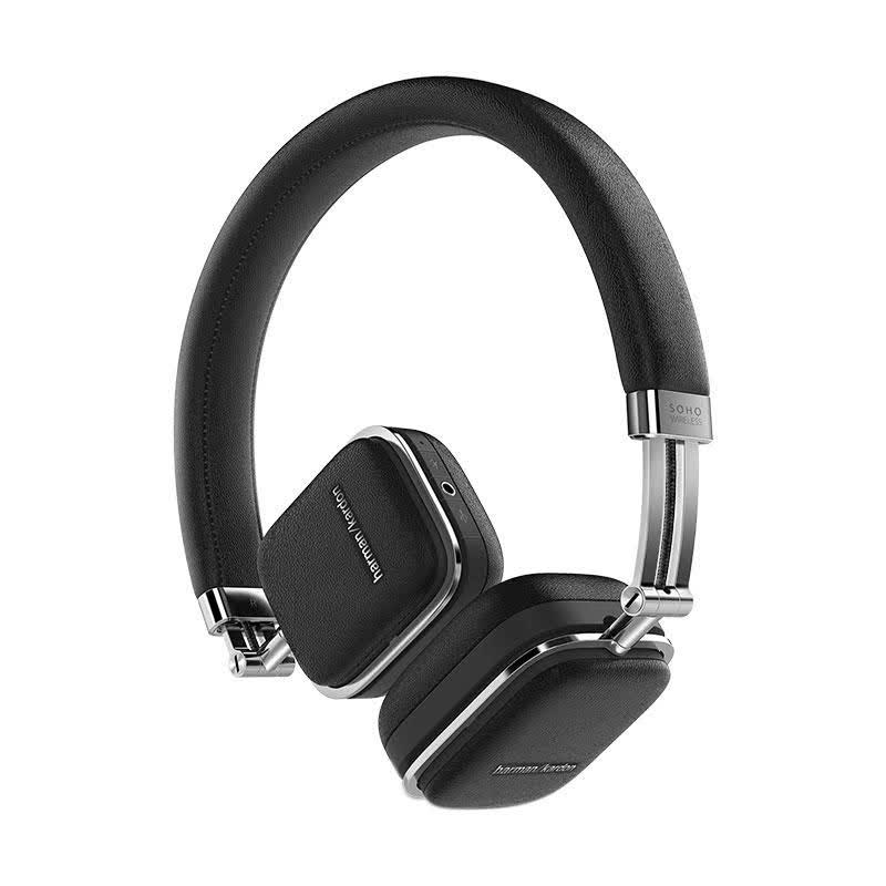 Soho Wireless Headphone - Hitam