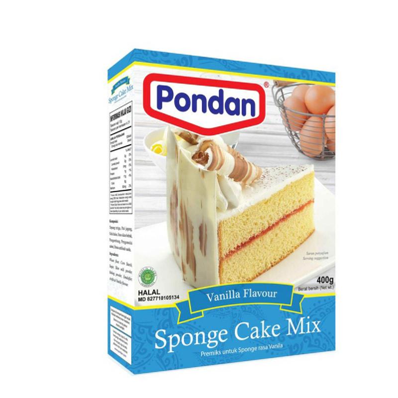 Pondan Cake Mix Special Vanila 400 Gr