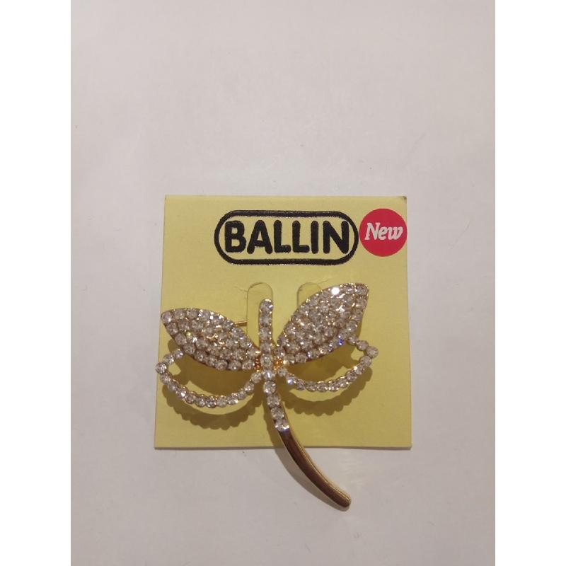Ballin Women Brooch LF-BRBR11583F8G Gold
