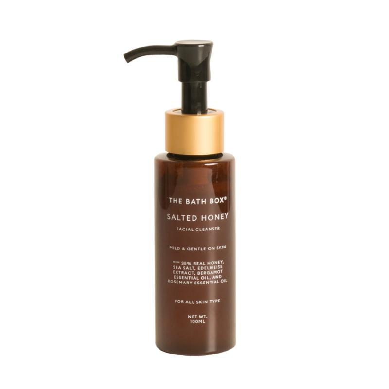 The Bath Box Salted Honey Facial Wash