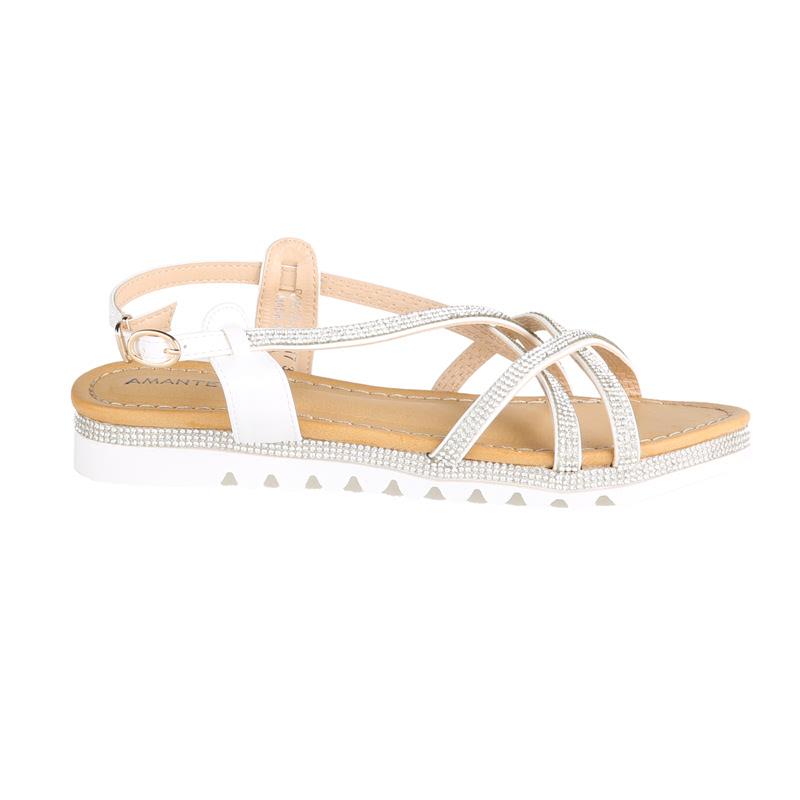 Amante Sandal Fortune E17 Putih