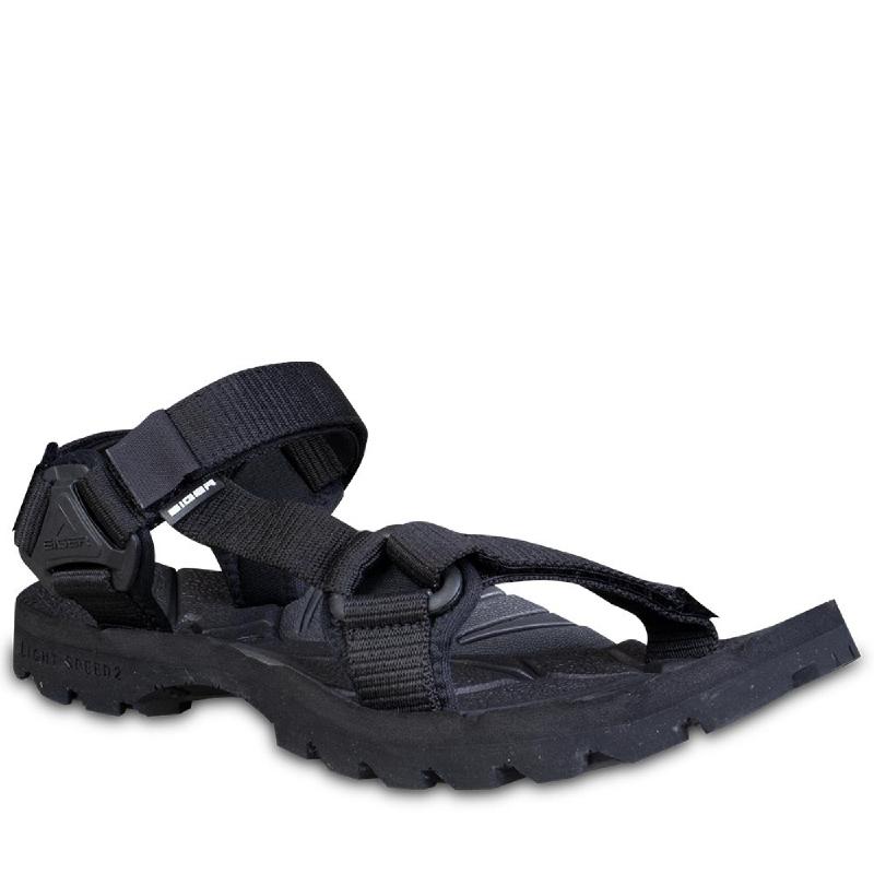 Eiger Lightspeed 2 Roll Sandals - Black