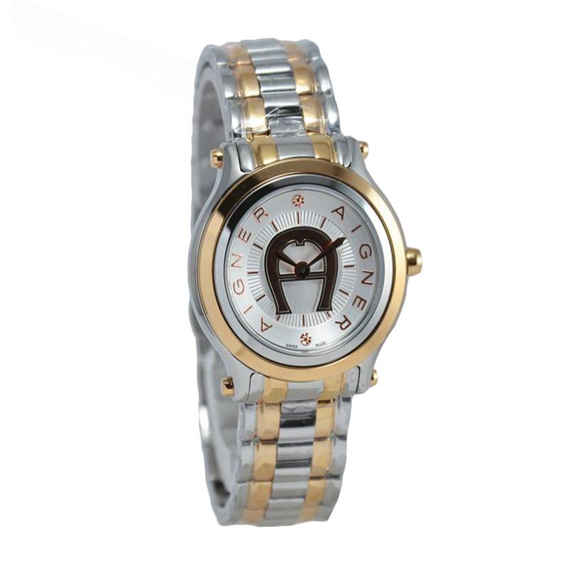 AIGNER A55211 Jam Tangan Wanita  - Gold Silver