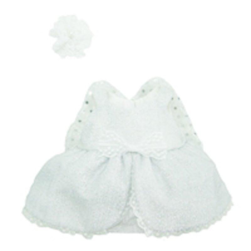 Silvery Angel Dress 14