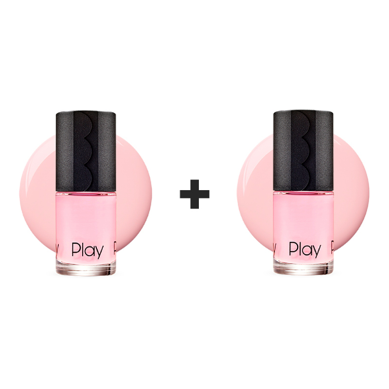 Etude House Play Nail New - 44 White Cotton Candy (1+1)