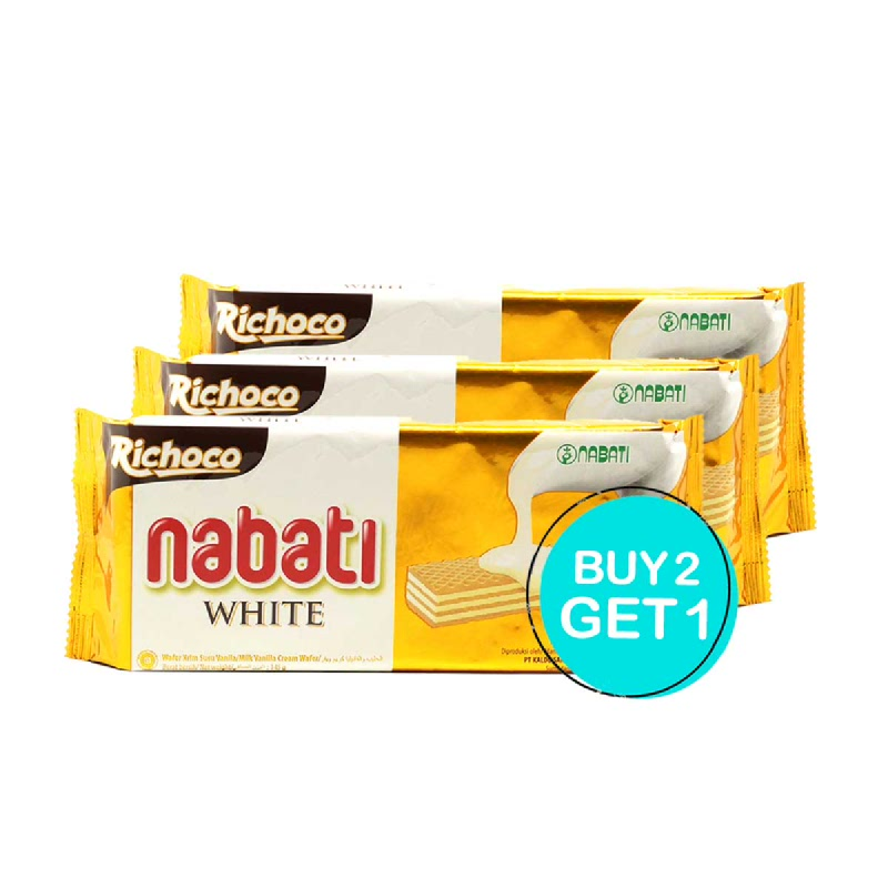 Richoco Nabati White 145 Gr (Buy 2 Get 1)