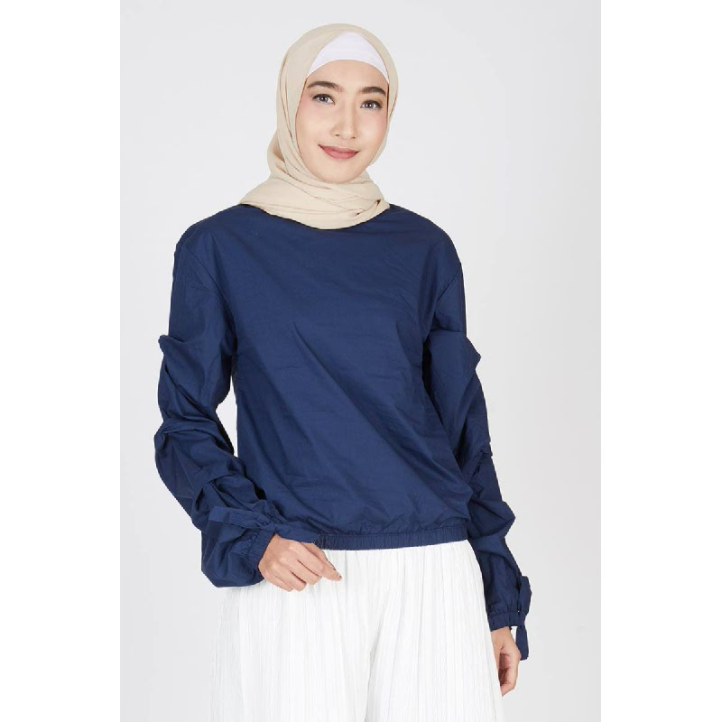 Jadira Top Blue
