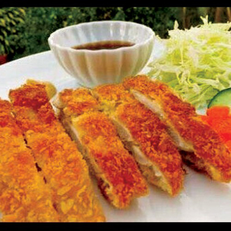 Chicken Katsu ( isi 6 )