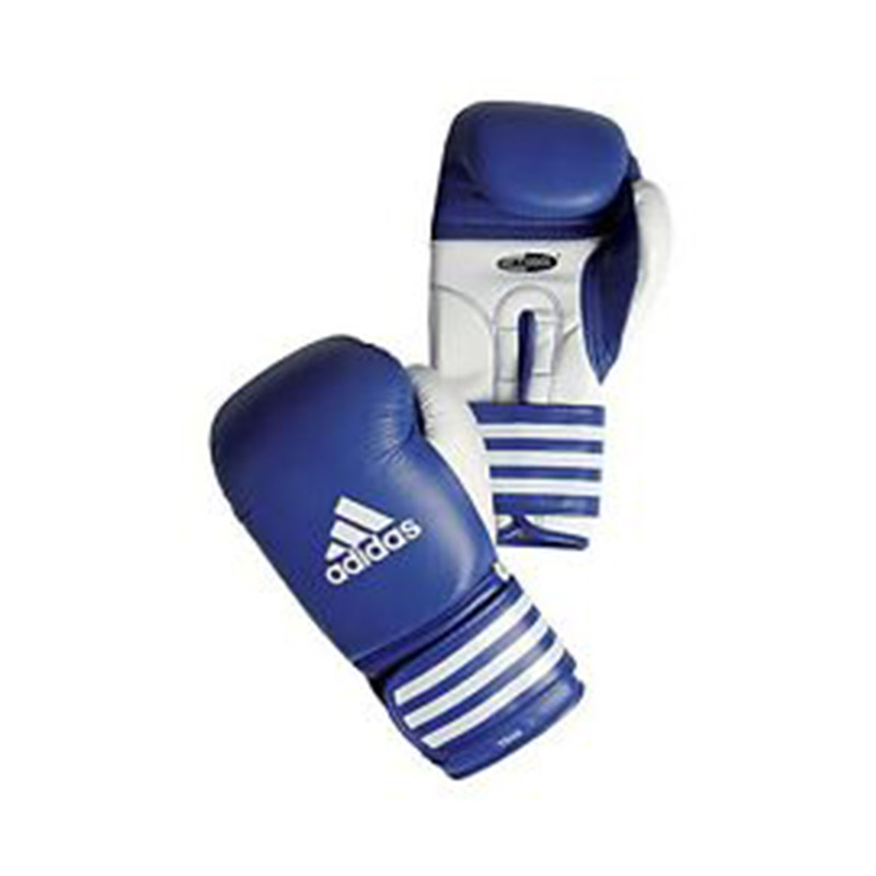 Adidas Combat Kid Boxing Glove Blue White
