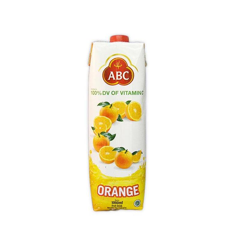 Abc Orange Juice 1 Lt