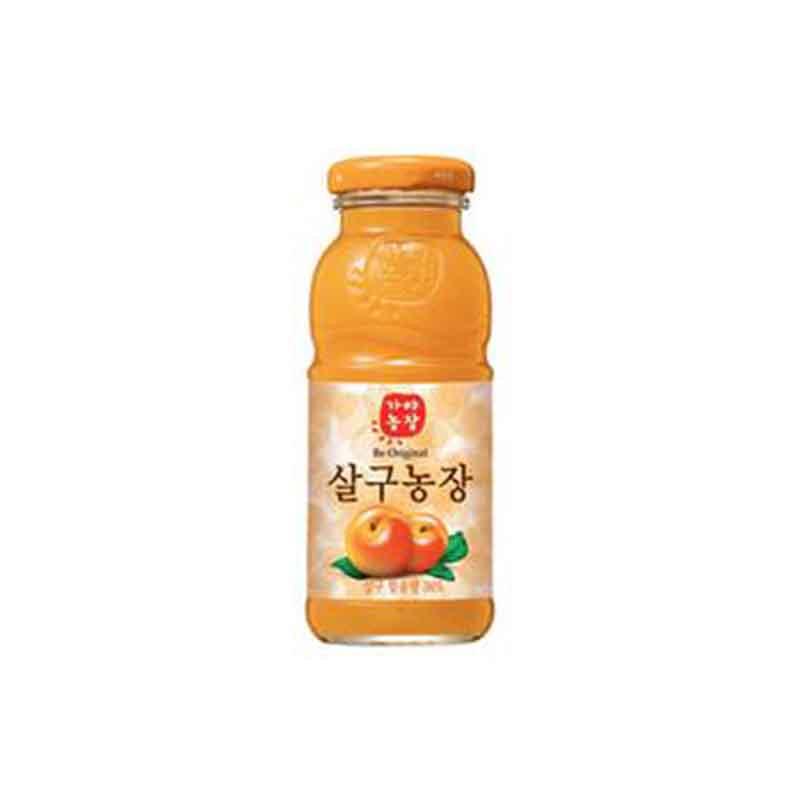 Gaya Nongjang - Gaya Peach Juice 180 ml