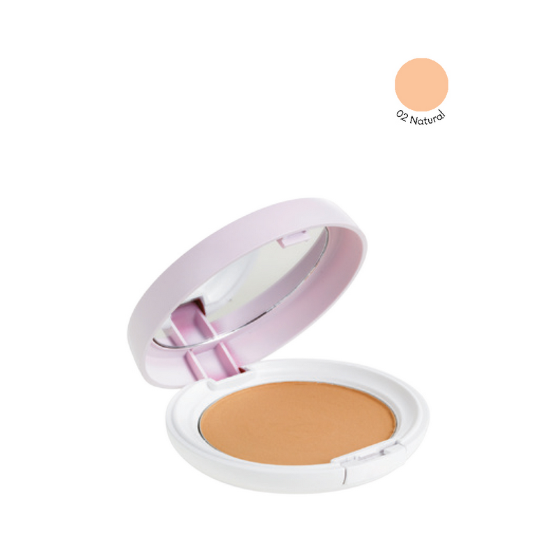BCL Fresh & Dewy Clearlast Compact Powder SPF 27 PA++ Clearlast 02