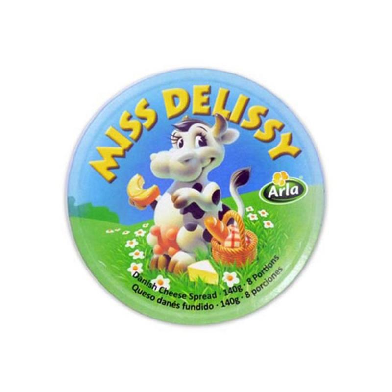 Arla Keju Miss Delissy 140g