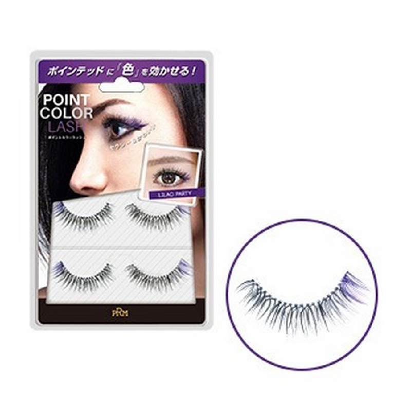 Lucky PCM 584 Point Colored Eyelash (2 pairs)