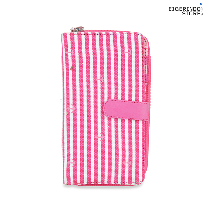 Exsport Kaloma Wallet 2 Fold Long - Pink