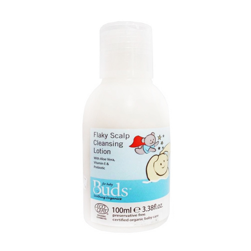 Buds Organics Flaky Sclap Cleansing Lotion [100 mL]