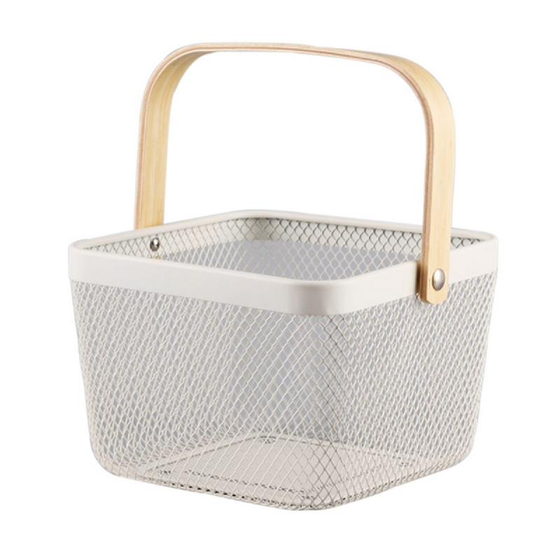 Atria Stotage Basket Handy White
