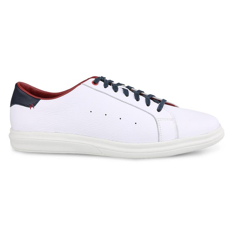 Gino Mariani Gustravo Casual Shoes White