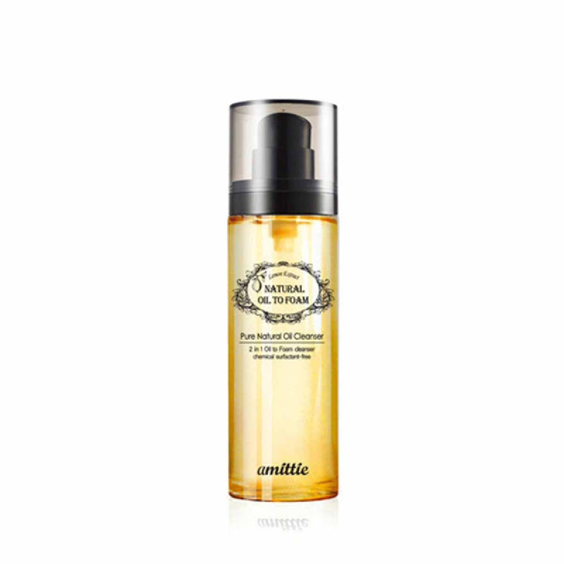 Langsre Amittie Natural Oil to Foam Cleanser 150ml