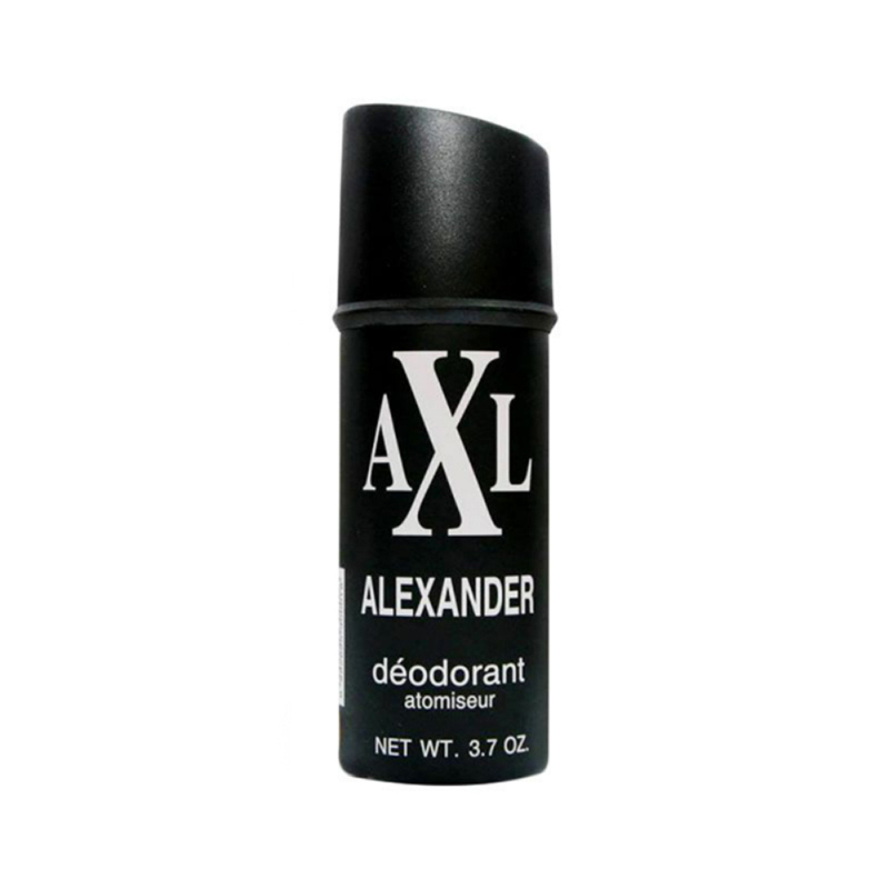 Axl Alexander Deo Spray Black 150 Ml