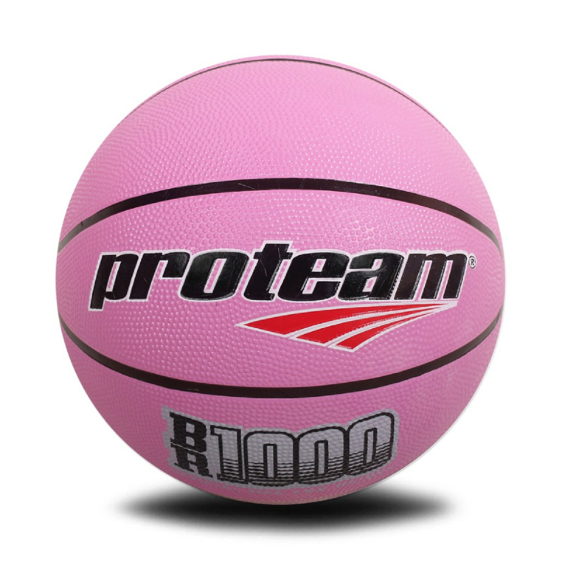 PROTEAM Bola Basket Rubber BR 10004.8 RED