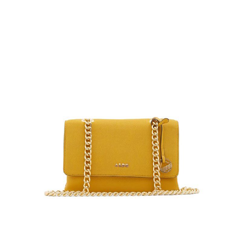 Aldo Shoulder Bag Proaven 69 Dark Yellow