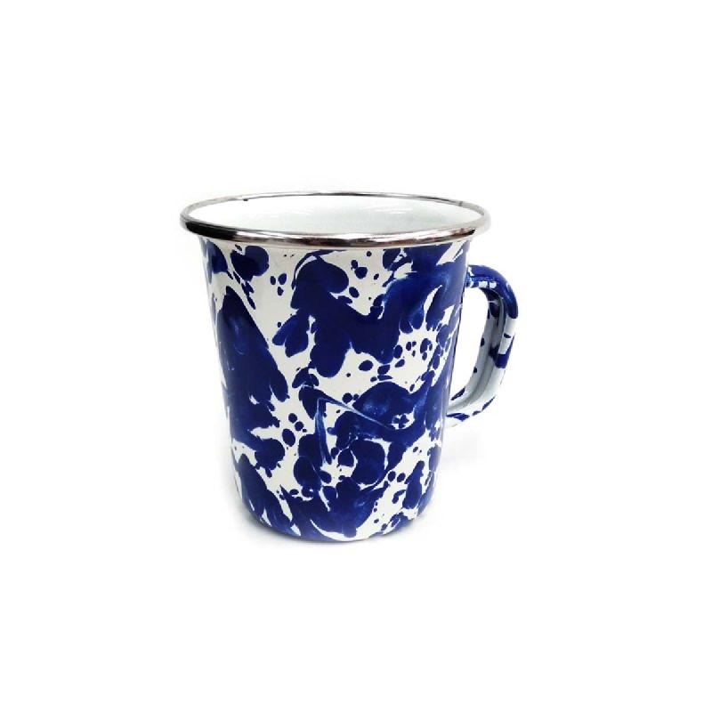 Kedaung Mug Latte Enamel 10 Inchi
