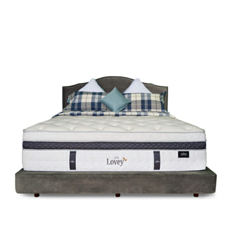 Bed Set Lovely 160 X 200