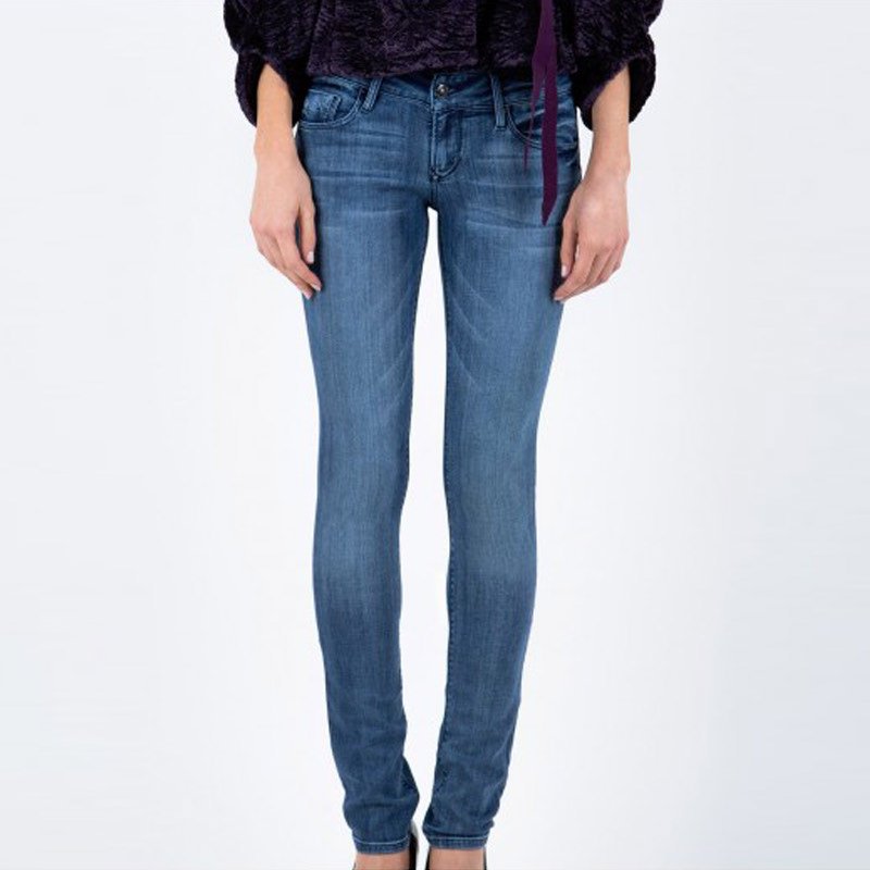 Sienna skinny leg light denim