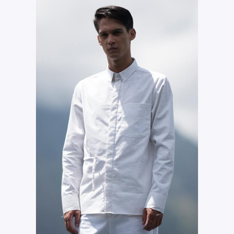 Long Sleeve Cotton Shirt MFSS180009