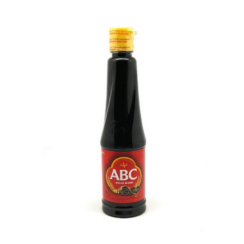 Abc Kecap Manis Pet 600 Ml
