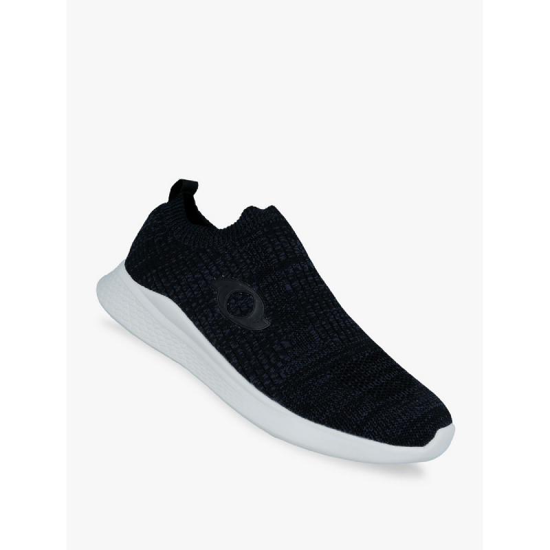 Astec Azzure Men Walking Shoes - Black