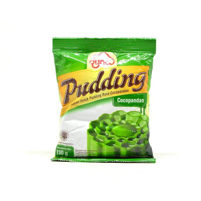 Dyna Pudding Cocopandan 110G