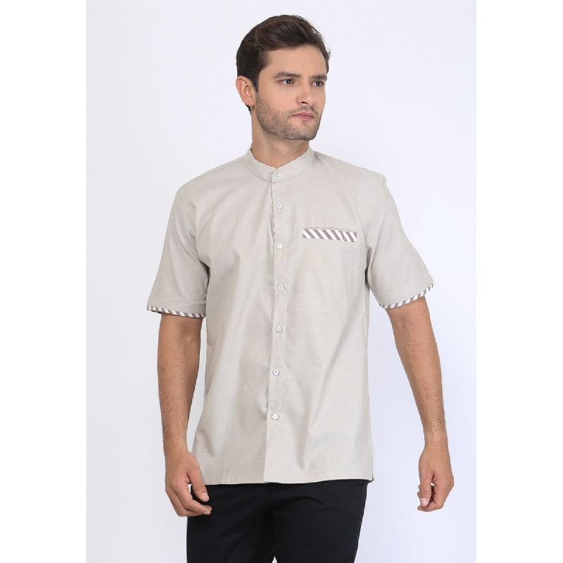 Allev Khalid Shirt Cream