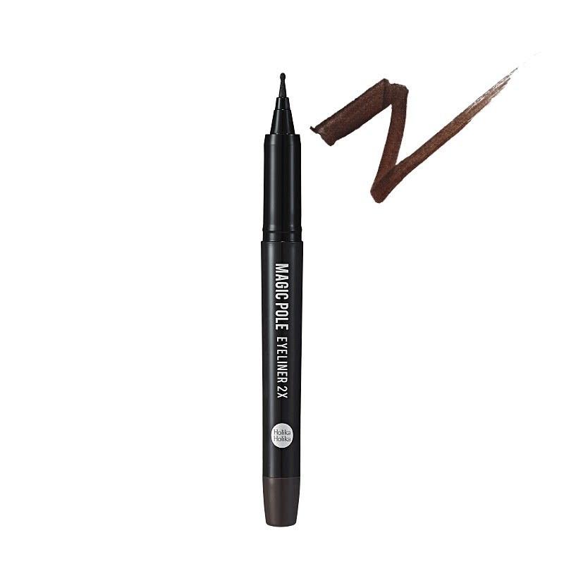 Magic Pole Eyeliner 2x 02 Brown