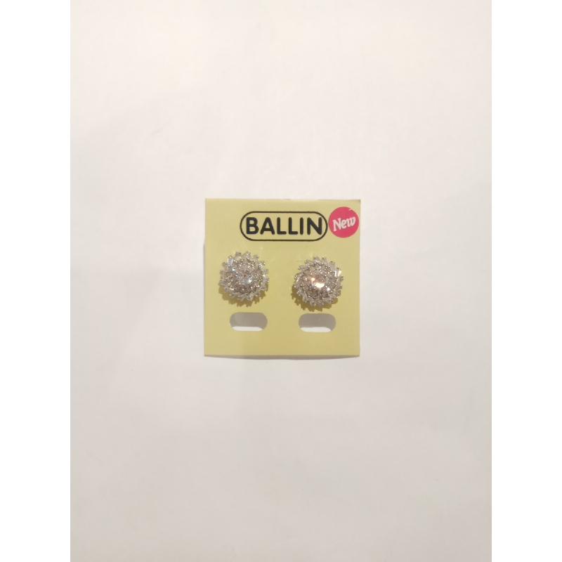 Ballin - Women Earring FF E0136S Silver