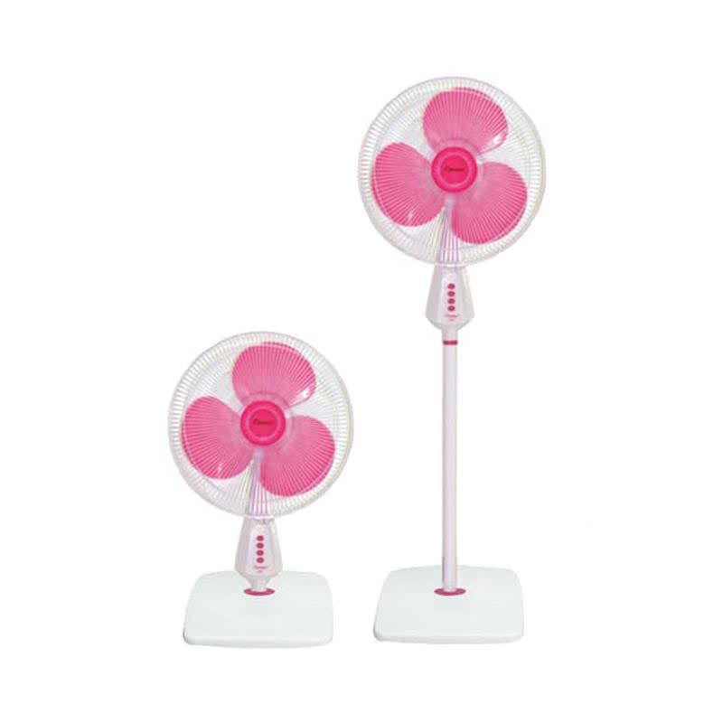 16SBF 2In1 Kipas Angin Standing  [16 Inch]
