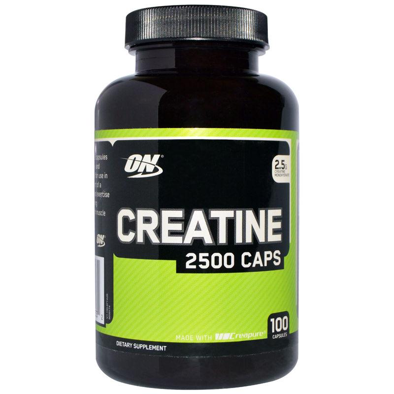 Optimum Nutrition Creatin 2500 Caps - 100S