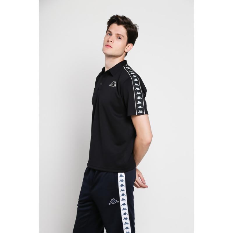 Kappa Sigma Banda Polo Shirt - Black