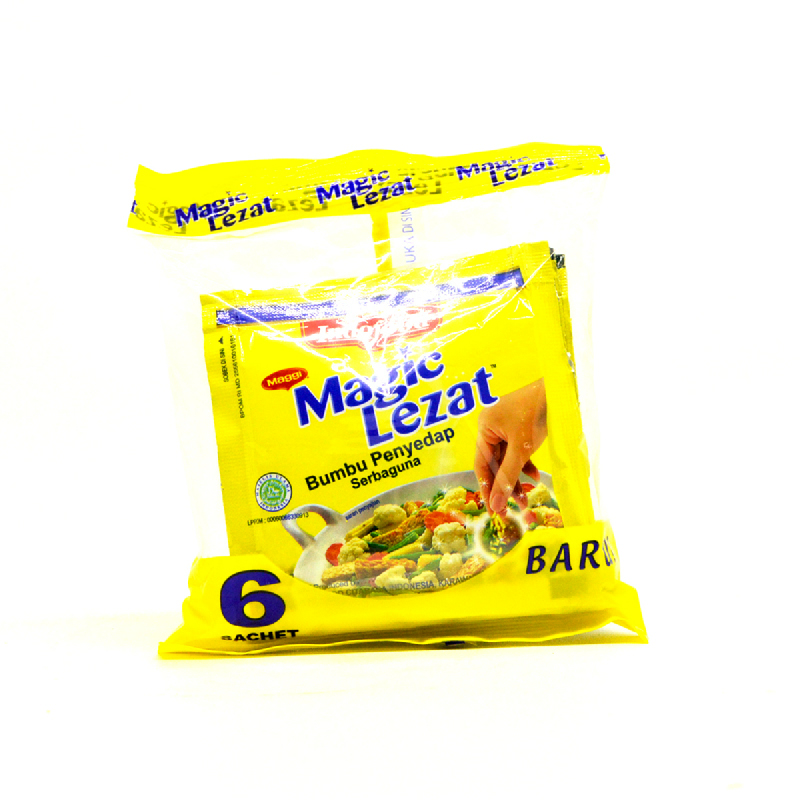 Indofood Maggi Magic Lezat 6 X 8 Gr