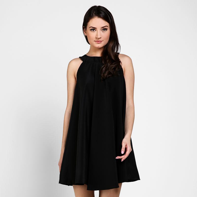 Basa Veronica Dress Black