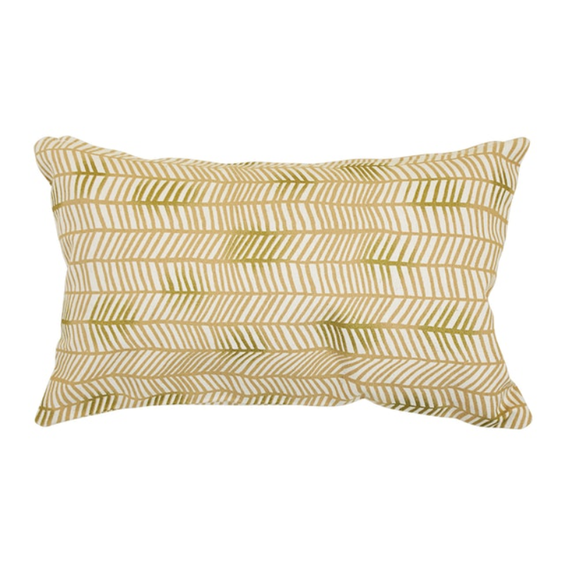 Beam and Co Cushion Cover 50x30cm Cover Mash Gold