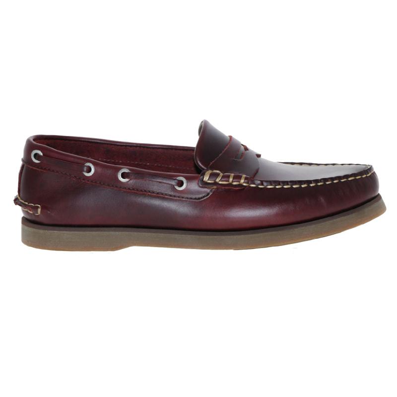 Orca Bay Mens Shoes Pompano Burgundy