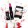 Absolute New York Matte Stick Lipstick Dark Raspberry + Eye Artiste Pixie Dust
