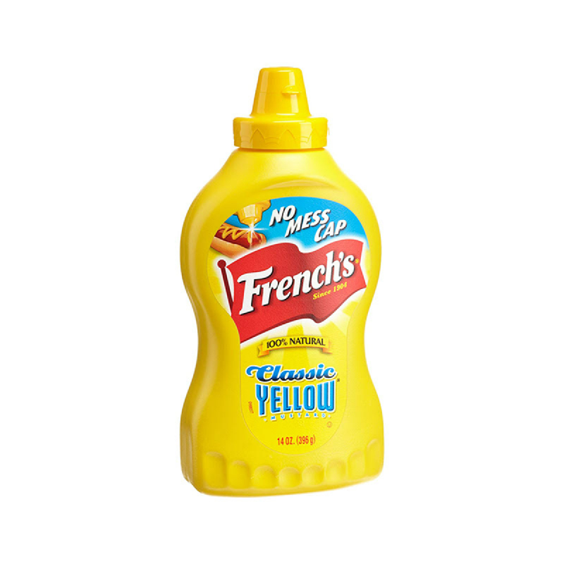 French America Fav Mustard 396G