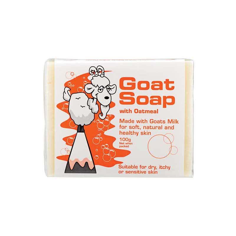 Core Metric Goat Soap Oatmeal 100g