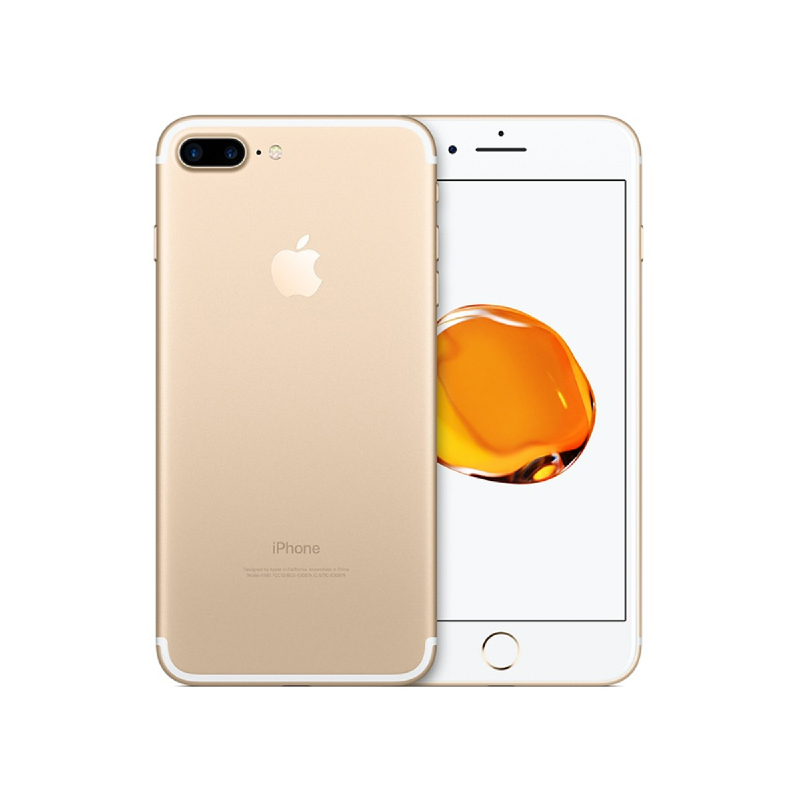 iPhone 7 Plus 256GB Gold Bundling Indosat 150rb Perbulan (1thn)